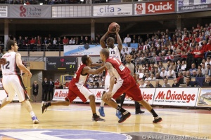 Elan Chalon vs Cholet Basket Coupe de France (23)
