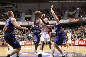 Elan Chalon vs Chorale de Roanne Playoffs (aller) (26)
