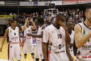 Elan Chalon vs Cholet Basket Coupe de France (100)