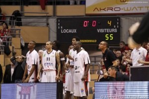 Elan Chalon vs Cholet Basket Coupe de France (72)