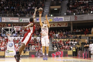 Elan Chalon vs Cholet Basket Coupe de France (77)