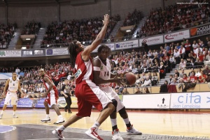 Elan Chalon vs Cholet Basket Coupe de France (28)