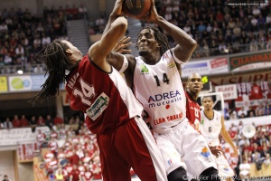 Elan Chalon vs Cholet Basket Coupe de France (63)