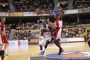 Elan Chalon vs Cholet Basket Coupe de France (27)