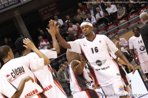 Elan Chalon vs Chorale de Roanne Playoffs (aller) (4)