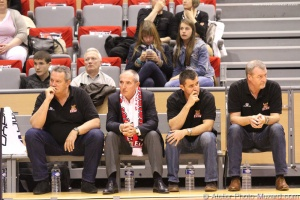 Elan Chalon vs Cholet Basket Coupe de France (105)