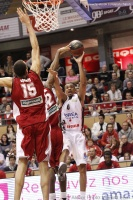 Elan Chalon vs Cholet Basket Coupe de France (59)