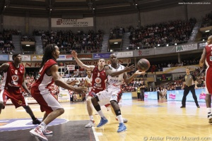 Elan Chalon vs Cholet Basket Coupe de France (81)