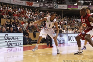 Elan Chalon vs Cholet Basket Coupe de France (33)