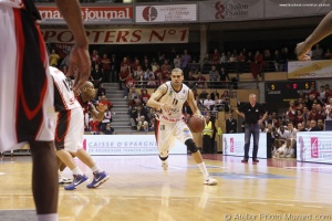 Elan Chalon vs Cholet Basket Coupe de France (86)