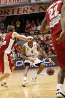 Elan Chalon vs Cholet Basket Coupe de France (64)