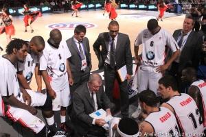 Elan Chalon vs CSP Limoges Coupe de France 2012 (2)