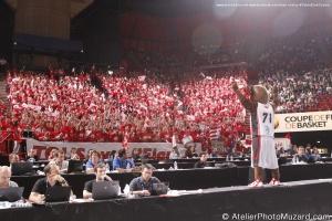Victoire Elan Chalon vs CSP Limoges Coupe de France 2012 (1)