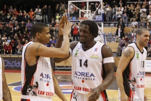 Elan Chalon vs Cholet Basket Coupe de France (101)