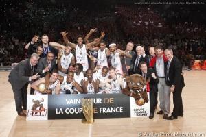 Victoire Elan Chalon vs CSP Limoges Coupe de France 2012 (18)