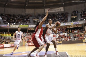 Elan Chalon vs Cholet Basket Coupe de France (84)