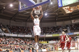 Elan Chalon vs Cholet Basket Coupe de France (80)
