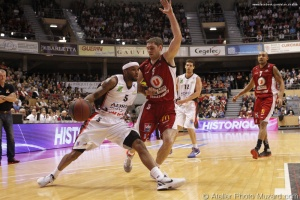 Elan Chalon vs Cholet Basket Coupe de France (25)