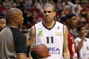 Elan Chalon vs Cholet Basket Coupe de France (44)