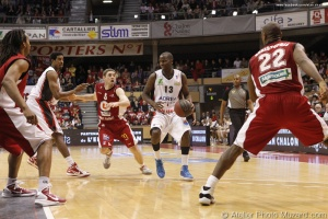 Elan Chalon vs Cholet Basket Coupe de France (82)