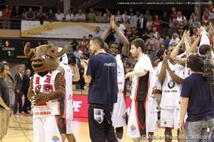 Elan Chalon vs Orléans Loiret Basket Playoffs (aller) (42)