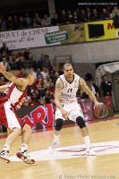 Elan Chalon vs Cholet Basket Coupe de France (10)