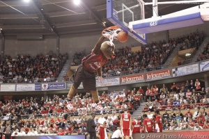 Elan Chalon vs Cholet Basket Coupe de France (74)