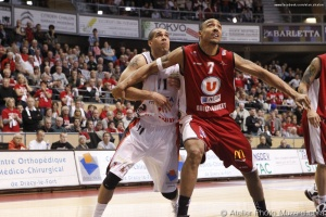 Elan Chalon vs Cholet Basket Coupe de France (87)