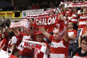 Elan Chalon vs Cholet Basket Coupe de France (6)