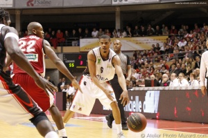 Elan Chalon vs Cholet Basket Coupe de France (62)