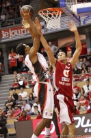 Elan Chalon vs Cholet Basket Coupe de France (58)