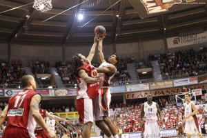 Elan Chalon vs Cholet Basket Coupe de France (85)