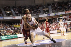 Elan Chalon vs Cholet Basket Coupe de France (78)