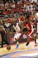 Elan Chalon vs Cholet Basket Coupe de France (42)