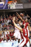 Elan Chalon vs Cholet Basket Coupe de France (13)