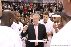 Elan Chalon vs Chorale de Roanne Playoffs (aller) (48)