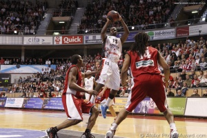 Elan Chalon vs Cholet Basket Coupe de France (30)