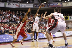 Elan Chalon vs Cholet Basket Coupe de France (76)