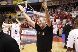 Elan Chalon vs Cholet Basket Coupe de France (89)