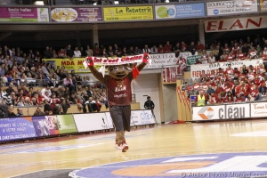 Elan Chalon vs Cholet Basket Coupe de France (75)