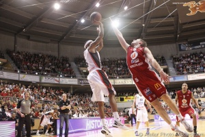 Elan Chalon vs Cholet Basket Coupe de France (26)