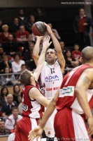 Elan Chalon vs Cholet Basket Coupe de France (16)