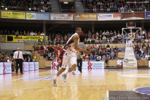 Elan Chalon vs Cholet Basket Coupe de France (31)
