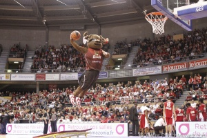 Elan Chalon vs Cholet Basket Coupe de France (73)